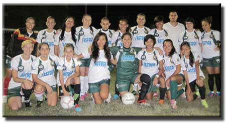 Ladies Soccer