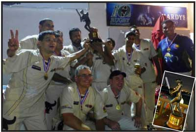 NSC Cricket Wins National Championship